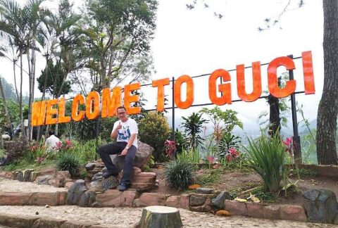 Guci Tegal Welcome to Guci