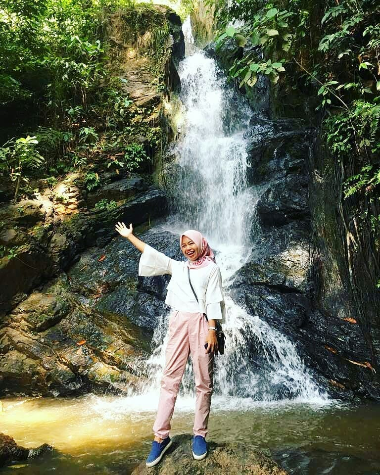Air Terjun Tegan Kiri Bungo