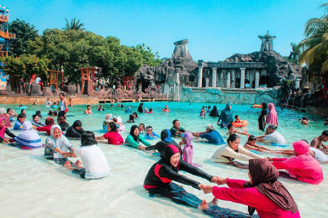 Atlantis Water Adventure Pademangan